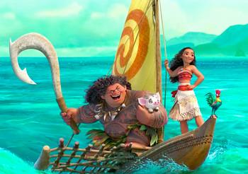 「モアナと伝説の海」から新ツム追加